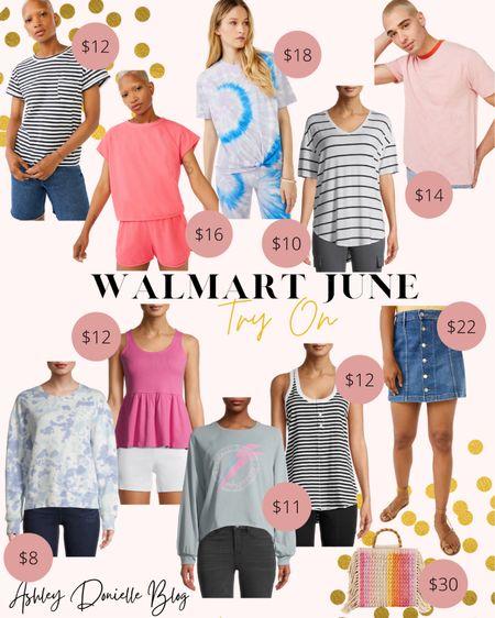 My favorite items from my Walmart try on this month! http://liketk.it/3gFlg #liketkit @liketoknow.it #LTKunder50 #LTKstyletip #LTKfit #walmart #bag