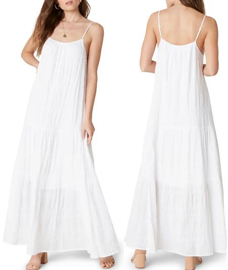 White summer dresses   #LTKDay #LTKSeasonal #LTKstyletip