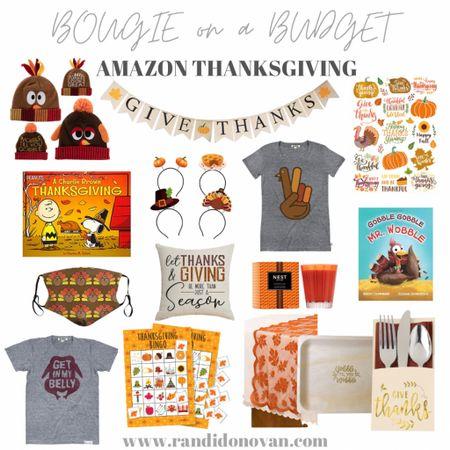 Amazon thanksgiving fun   http://liketk.it/30pey #liketkit @liketoknow.it #LTKunder50 #LTKhome #LTKfamily