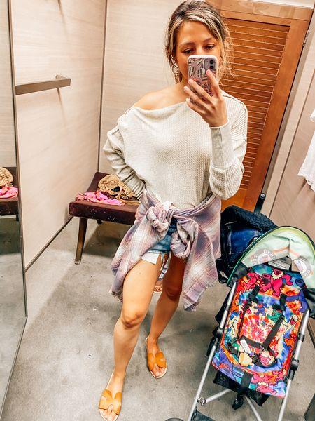 NSale // Nordstrom // anniversary sale // flannel // sweater // thermal // urban outfitters   #LTKsalealert #LTKunder50 #LTKstyletip