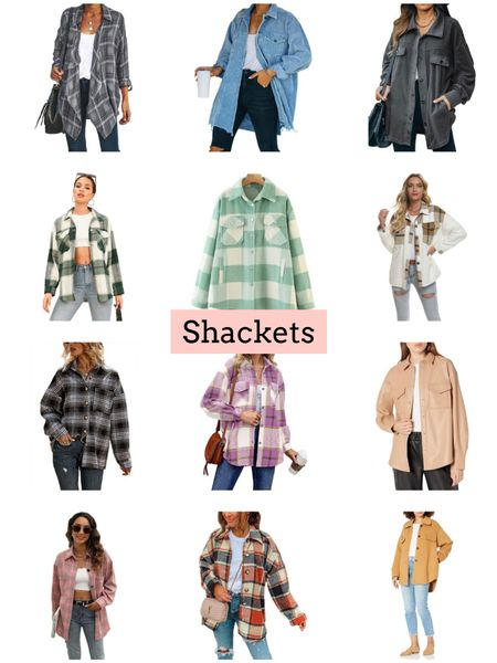 Shackets  Follow my shop on the @shop.LTK app to shop this post and get my exclusive app-only content!  #liketkit #LTKSeasonal #LTKstyletip #LTKunder50 @shop.ltk http://liketk.it/3o6FJ
