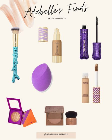 Tarte cosmetics sale LTK day shape tape concealer foundation bronzer mascara @liketoknow.it #liketkit http://liketk.it/3hlQ7 #LTKbeauty #LTKunder50 #LTKDay