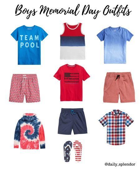 Boys red white and blue clothes   #memorialday #kidsoutfits #boys4thofjuly #redwhiteandblue  #LTKkids #LTKfamily #LTKSeasonal