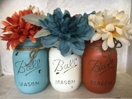 Fall mason jar decor    Walmart home, target home, cleaning, clean home, dream home, under 50, daily deals, 5 stars, amazon finds, amazon deals, daily deals, deal of the day, dotd, bohemian, farmhouse decor, farmhouse, living room, master bedroom, home decor, fall decor   💕Follow for more daily deals, home decor, and style inspiration 💕  #LTKhome #LTKHoliday #LTKSeasonal