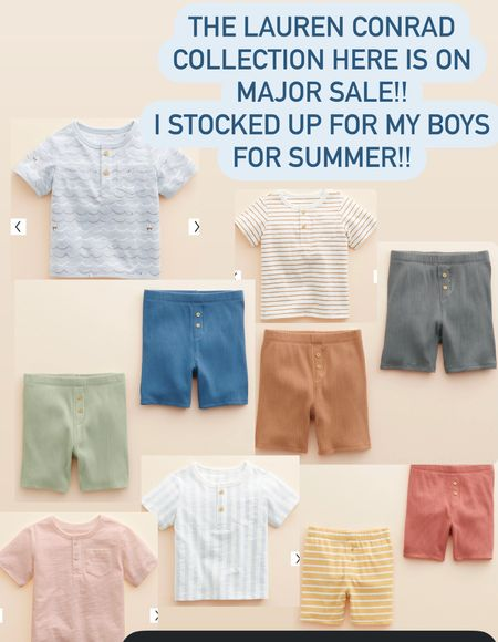 Lauren Conrad collection at kohl's is on major sale!! Lots of great pieces to wear for spring and summer great every day wear that is also cute and very affordable!!  #LTKbaby #LTKSpringSale #LTKfamily