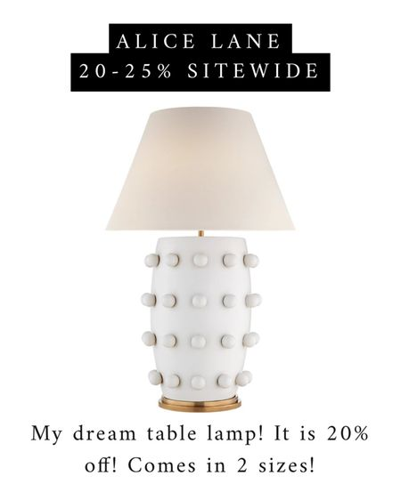 Linden table lamp, high-end lamp, white lamp, brass lamp, white and ball lamp, porcelain lamp, table lamp, Alice Lane, home accents, home Decor, cyber Monday, Serena and Lily, Restoration Hardware, pottery barn, one Kings Lane, white lamp,  #liketkit @liketoknow.it http://liketk.it/32Iu7 #LTKhome #LTKsalealert #LTKstyletip