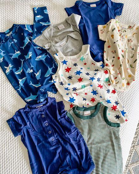 Cutest baby boy clothes from Hanna Andersson  http://liketk.it/3gpf6 #liketkit @liketoknow.it #LTKbaby #LTKsalealert #LTKfamily