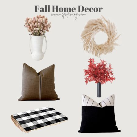 🍂FALL HOME DECOR 🍂 We're sharing some simple ways to bring fall into your home. Including dried wheat wreaths, Etsy finds, AFloral fall selections, and so much more.  #LTKhome #LTKunder100 #LTKSeasonal
