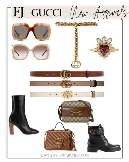 New arrivals from Gucci 🖤👌🏼  #LTKworkwear #LTKwedding #LTKstyletip
