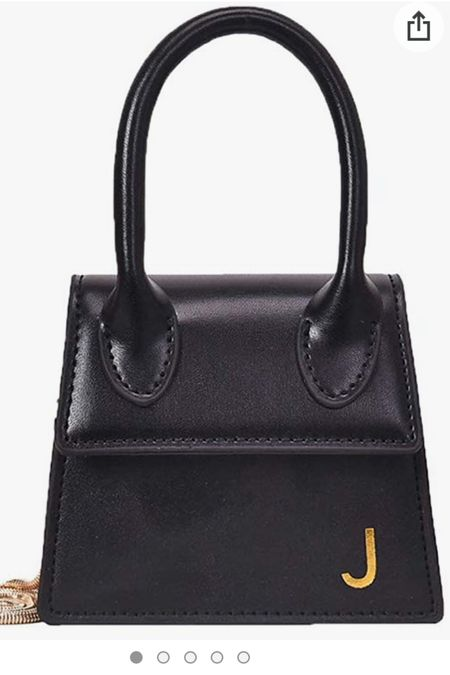 Jacquemus mini bag dupe   #LTKunder50 #LTKitbag