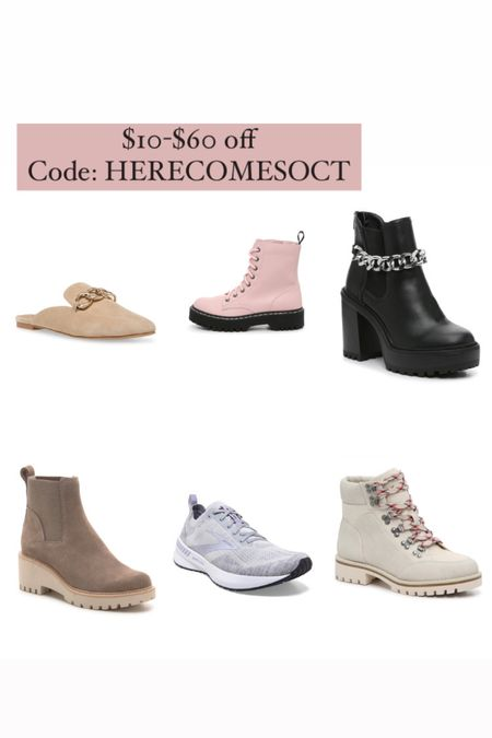 $10-60$ off code HERECOMESOCT  #LTKworkwear #LTKsalealert #LTKshoecrush