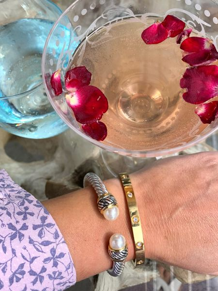 Bracelets from the styled collection 40% off sale 9/19/21 - 9/21/21 during the LTKSALE! Happy shopping!      #LTKunder50 #LTKstyletip #LTKSale