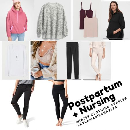 http://liketk.it/330yW #liketkit @liketoknow.it  Maternity Postpartum Nursing Winter Staple Clothing- for cold weather nursing and postpartum comfort #LTKbaby #LTKbump #LTKsalealert @liketoknow.it.family