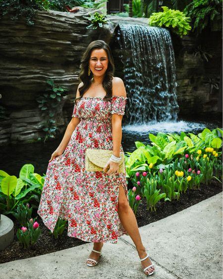 Lulus Easter Dresses 🌸🌸 @liketoknow.it #liketkit http://liketk.it/3aOnk #LTKSpringSale #LTKunder50 #LTKunder100