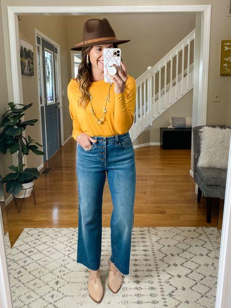 Fall Style Inspo!  Brown + Yellow + Camel     #LTKunder100 #LTKunder50 #LTKstyletip