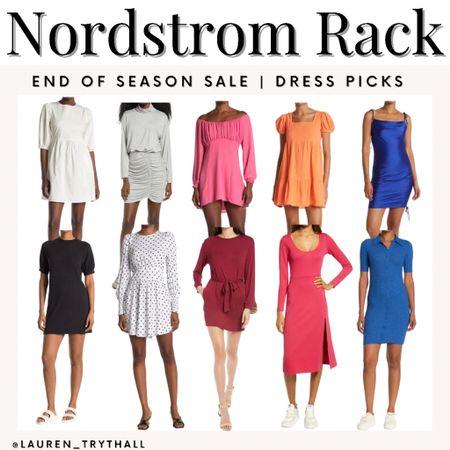 nordstrom rack end of season sale dress finds  #LTKsalealert #LTKSale #LTKunder50