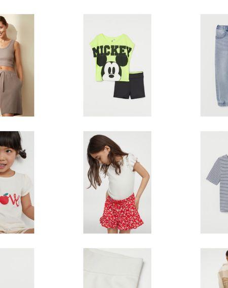Toddler summer, sporty chi, cute shorts, under $25  #LTKSeasonal #LTKkids #LTKfit