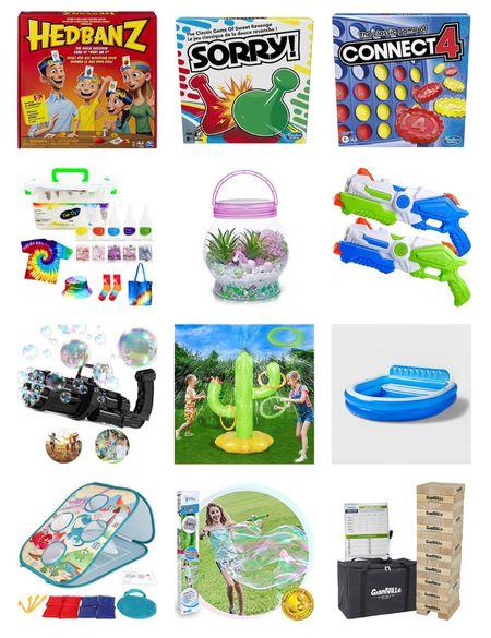 Summer activities and outdoor play   #LTKkids #LTKfamily #LTKSeasonal