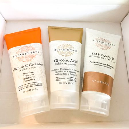 Facial cleansers and sunless tanner              Amazon finds  Glycolic acid  Amazon beauty  Sunless tanning lotion  Face wash    #LTKbeauty #LTKunder50