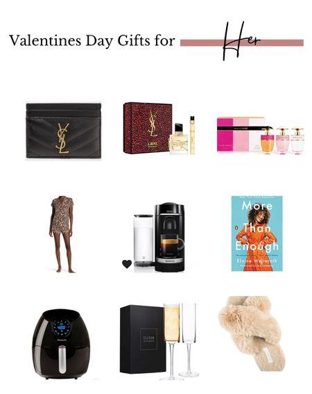 Valentine's day gift guide for her   #LTKVDay