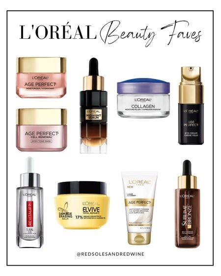 L'Oréal beauty favorites, L'Oréal skincare, L'Oréal serum, L'Oréal beauty at Walmart, Walmart beauty, L'Oréal midnight serum, affordable skincare, skincare routine, beauty routine, night time skincare, L'Oréal moisturizer, L'Oréal mask  @walmart #ad #walmart #walmartbeauty  #LTKbeauty #LTKunder50