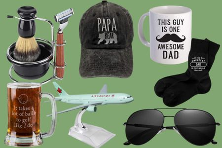 Father's Day is Approaching at the end of June 🙂 I am sharing my top picks from Amazon! Remember, with Amazon Prime you can get your products the next day!  All of products liked are under $100; most of them are actually under $50 - 😉  #LTKunder50 #LTKunder100 #LTKmens #LTKfamily #fathersday #amazonfinds #giftsforhim #men #giftguide #affordable #bargain #amazon #onlineshopping #liketkit @liketoknow.it http://liketk.it/3gPFT