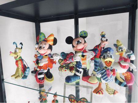 Shop my favorite Britto pieces. I love the Disney figurine collection. #disney #brittoart #disneybritto #disneycollectibles #disneyartwork #disneycollection #homedecorart  #LTKhome #LTKfamily