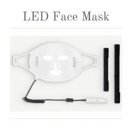 I'm over 50 but no matter what your age, this mask is a great investment. The Boost LED Face Mask plumps skin, helps reduce the look of fine wrinkles, smooths skin tone, and so much more. I use mine regularly! Each treatment is only ten minutes so the face mask is so easy to fit into your home skincare routine.  #kimbentley #skincare #facial  #LTKhome #LTKbeauty