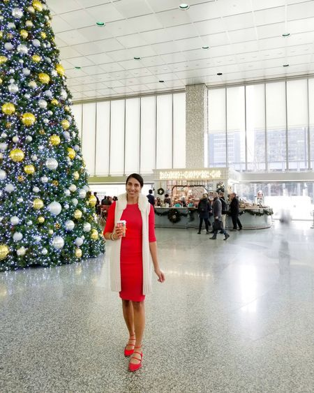 Holiday decor, red outfit, delicious drinks!! 'Tis the season to be jolly!! . What's your favorite morning beverage? I love my tea from Starbucks (prefer lattes, but trying to cut down)!!! Everything in the Starbucks cup just tastes soooo good!!  .  @liketoknow.it #liketkit #LTKsalealert #LTKstyletip #LTKunder50 #LTKunder100 #LTKwedding  .  Screenshot or 'like' this pic to shop the product details from the LIKEtoKNOW.it app, available now from the App Store! http://liketk.it/2yUIL