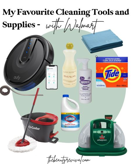 Best cleaning products and tools Eufy robot vacuum, steam cleaner, couch cleaning products, mop    http://liketk.it/3j3uU #liketkit @liketoknow.it #LTKhome @liketoknow.it.home