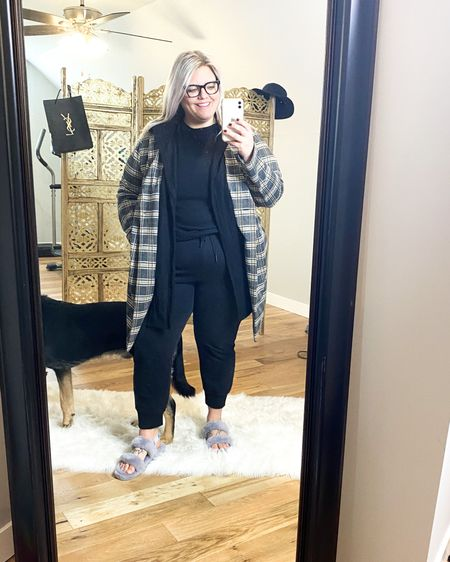 Plus-size Nordstrom Trunk Club try on. Athletic wear, and it feels SO good!! This jacket is EVERYTHING!    http://liketk.it/37reW  #liketkit #LTKunder100 #LTKshoecrush #LTKcurves @liketoknow.it @liketoknow.it.home    You can instantly shop my looks by following me on the LIKEtoKNOW.it shopping app