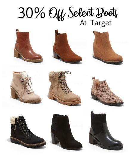 Target style, target fashion, target finds, Target Christmas, boots, combat boots, winter boots. #LTKshoecrush #LTKsalealert #LTKunder50 #liketkit @liketoknow.it http://liketk.it/31R1z
