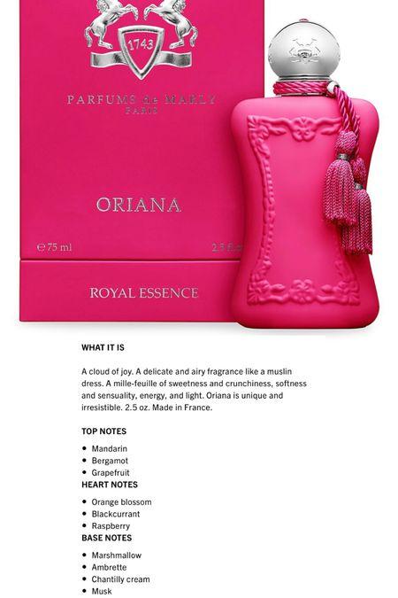 NEW Parfums de Marly Oriana! I think I need! 😍😍😍  #LTKbeauty
