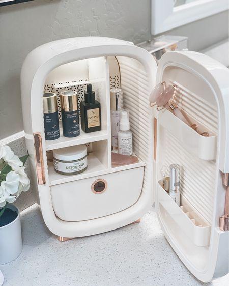 Luxurious beauty fridge http://liketk.it/39qZA #liketkit @liketoknow.it