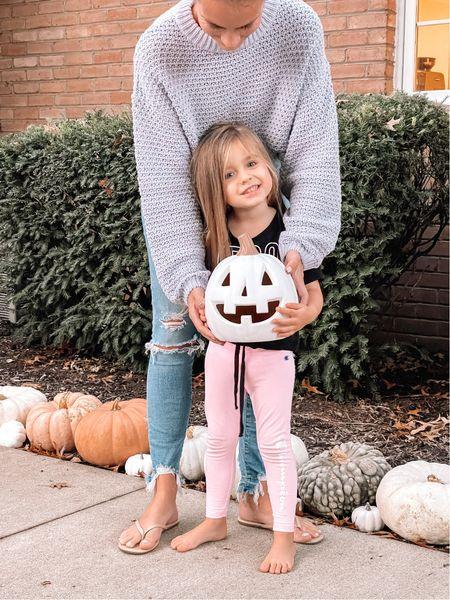 Everything you need to DOY your own white jack-o'-lantern for a spooky good Halloween season 🎃   #LTKSeasonal #LTKhome