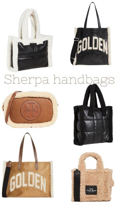 Trendy shearling/sherpa handbags  http://liketk.it/3pFsm @liketoknow.it #liketkit #LTKGiftGuide #LTKHoliday #LTKbeauty #LTKitbag #LTKsalealert #LTKstyletip #LTKtravel #LTKunder50 #LTKunder100 #LTKworkwear