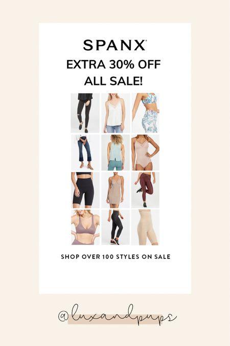 Spanx sale! 30% off sale items http://liketk.it/3iOno @liketoknow.it #liketkit #LTKsalealert #LTKunder100 #LTKcurves