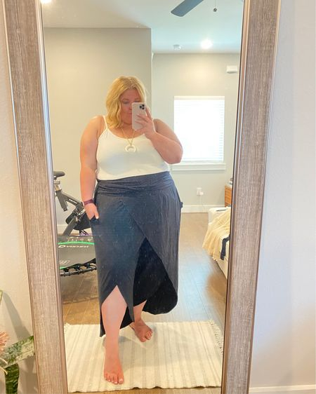 The athleta release pants are so easy to jazz up and are nice and breezy for summer. sizes xs-3x (and generous) http://liketk.it/3cIKs #liketkit @liketoknow.it #LTKcurves #LTKstyletip