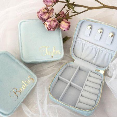 Jewelry box by MadeInRose shop on Etsy.   http://liketk.it/3jrA2 @liketoknow.it #liketkit #LTKstyletip #LTKhome #LTKwedding