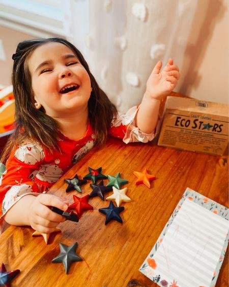 Eco-friendly star crayons for kids stocking stuffer! http://liketk.it/33Cuu @liketoknow.it #liketkit #LTKgiftspo #LTKfamily #LTKkids