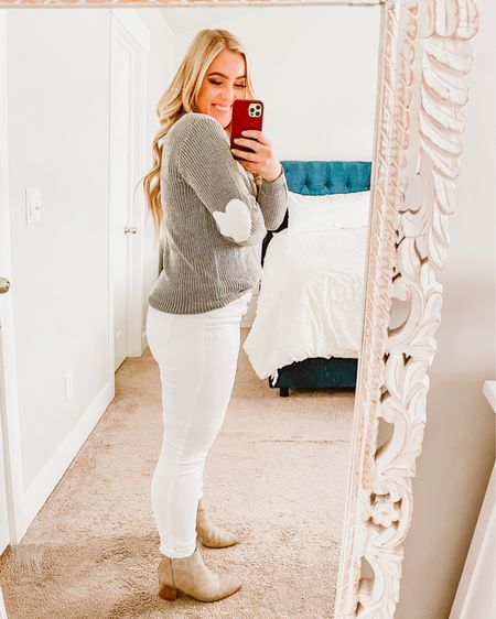 These heart patches are my fav🙌🏻  & this sweater is under $25 http://liketk.it/37BAD #liketkit @liketoknow.it #LTKSeasonal #LTKstyletip #LTKunder50