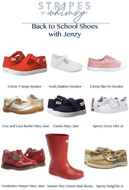 Back to school shoes with Jenzy. Code KATIEVAIL saves you 15% on your first order!  #LTKshoecrush #LTKkids #LTKfamily