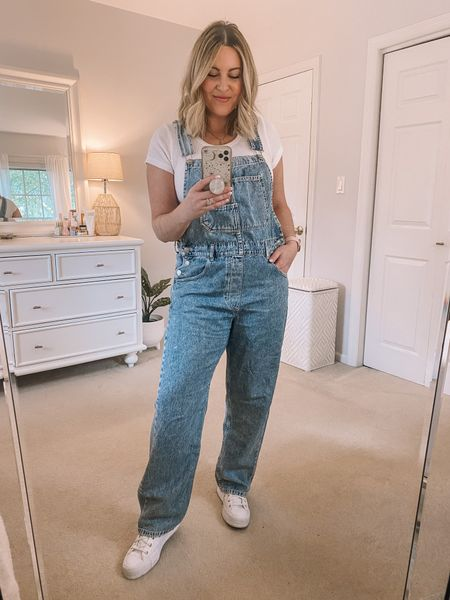Best overalls for a casual weekend outfit! • http://liketk.it/3hsig @liketoknow.it #liketkit