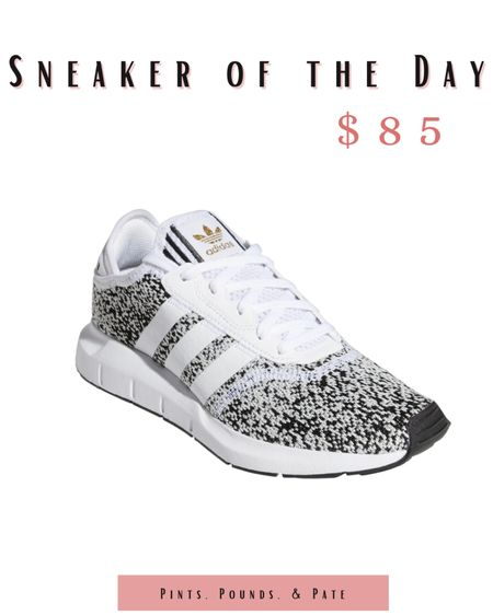 Sneaker of the day! An update to the classic Adidas sneaker- how cute are these?  #LTKunder100 #LTKfit #LTKshoecrush