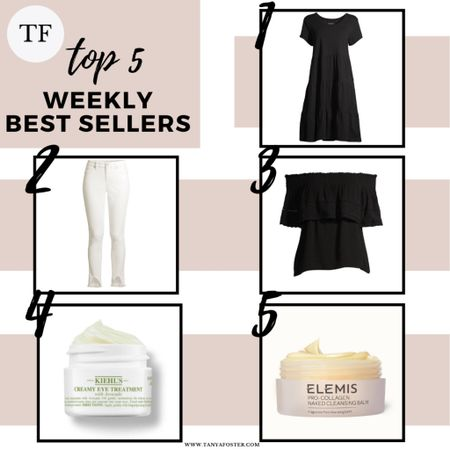 Top 5 weekly best sellers! Everything is under $100    #LTKbeauty #LTKunder100 #LTKunder50