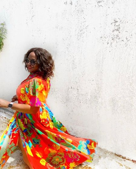 Summer dress favorite! 🌺❤️ http://liketk.it/3gChq @liketoknow.it #liketkit #LTKstyletip #LTKwedding