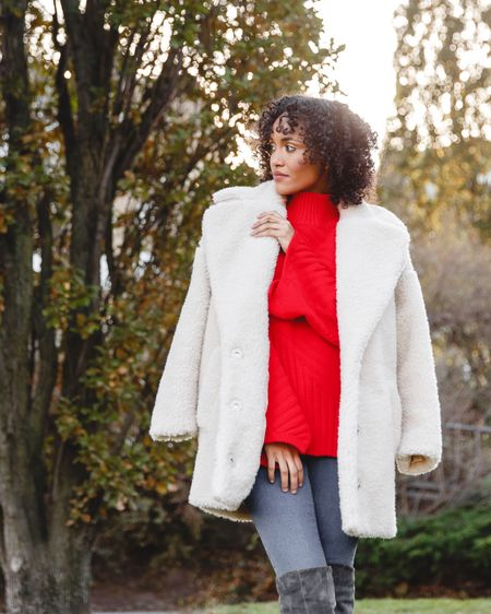 Loving this red and white combo for Christmas, obsessed! http://liketk.it/341wR #liketkit #LTKgiftspo @liketoknow.it
