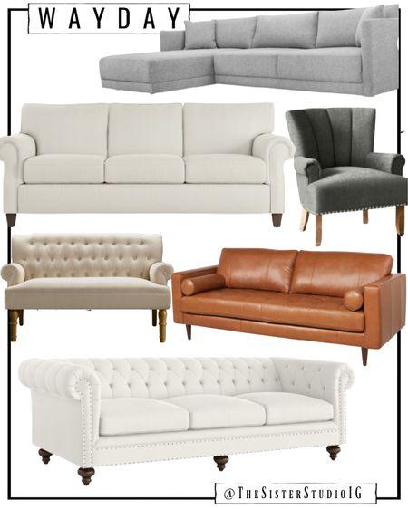 Way day home decor and couches and furniture.     http://liketk.it/3e4LU @liketoknow.it #liketkit #LTKstyletip #LTKsalealert #LTKhome