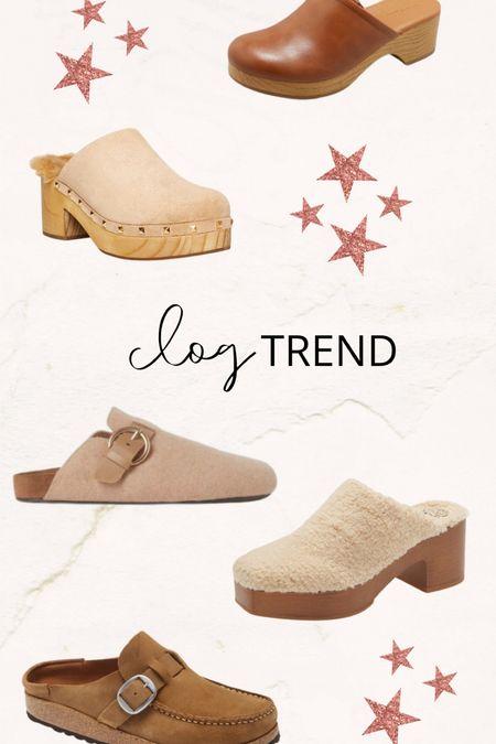 Clog trend!