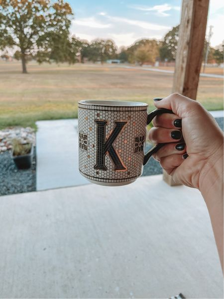Morning coffee cup from Anthropologie make for the perfect Christmas gifts   #LTKHoliday #LTKhome #LTKGiftGuide